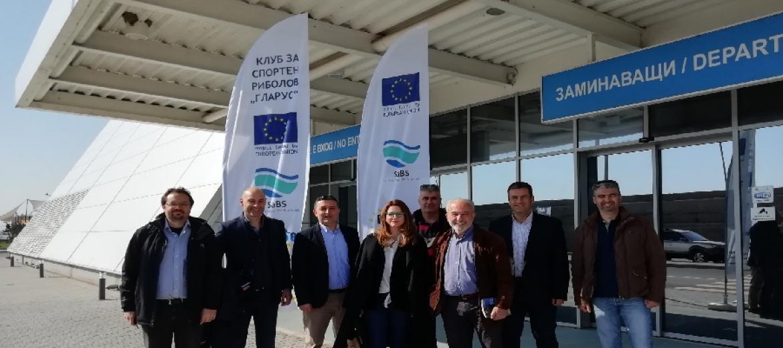 """2η Τεχνική Συνάντηση εργασίας του έργου """"Sailing across the Black Sea - SaBS"""""""